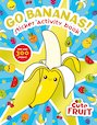 Go Bananas! Sticker Activity Book