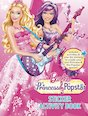 Barbie: The Princess and the Popstar Sticker Activity Book