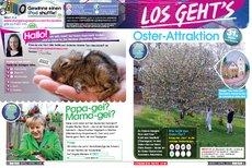 Hallo, Los Geht's: Oster-Attraktion