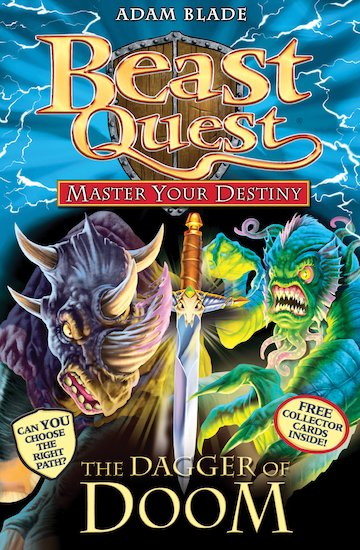 Beast Quest 2 Master Your Destiny The Dagger Of Doom