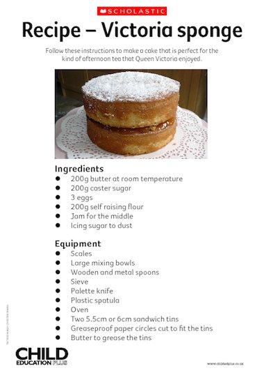 Roman Tea Cake Recipe