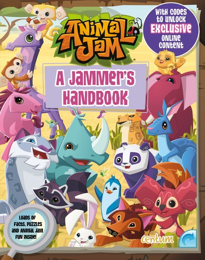Animal Jam: A Jammer's Handbook - Scholastic Kids' Club