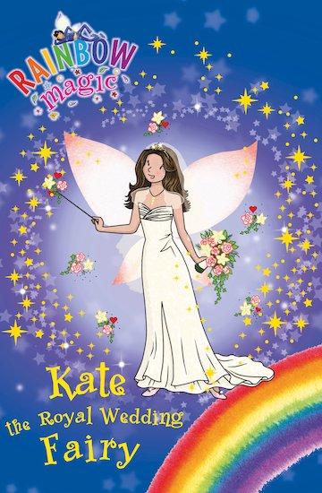 rainbow magic special kate the royal wedding fairy scholastic kids 39 club. Black Bedroom Furniture Sets. Home Design Ideas