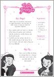 Tiara Friends Ice Pops Recipe (1 page)