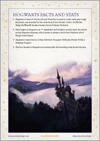 Harry Potter - Hogwarts Facts and Stats