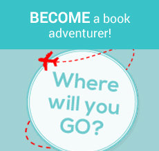 Become a book adventurer!