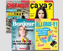 MGM French Magazines