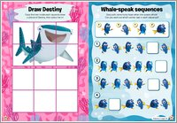 Finding Dory Puzzle Sheet 3