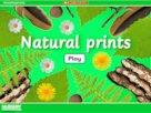 Natural prints