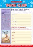 Charlotte's Web Dictionary Activity