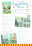 Winnie the Witch Teacher's Party Pack (6 pages)