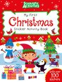 My First Christmas Sticker Activity Book