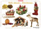 Talk about… Christmas poster