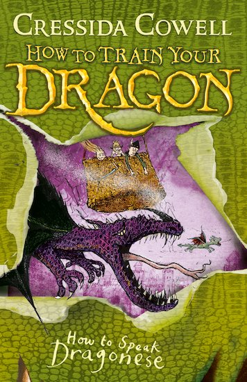 How to Train Your Dragon 3 How to Speak Dragonese  Scholastic