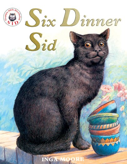Six Dinner Sid: Pack of 6