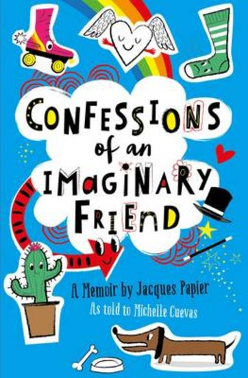 story of an imaginary friend Today we will be discussing why children create imaginary friends - if it's normal  to have an imaginary friend, and when to be concerned.