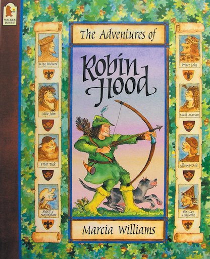 book report on the adventures of robin hood