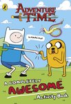 Adventure Time: A Completely Awesome Activity Book