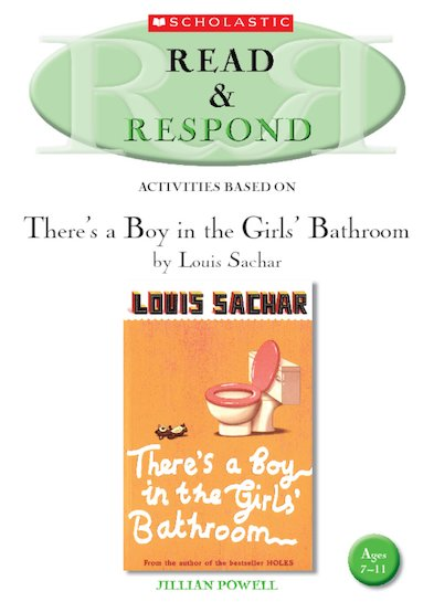 Read respond there s a boy in the girls bathroom - There is a boy in the girls bathroom ...