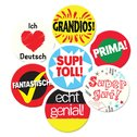 German Sticker Pack (175 stickers)