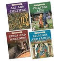Discover the Anglo-Saxons Pack x 4