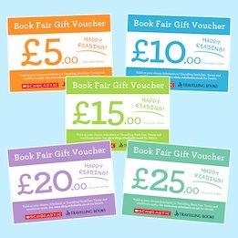 Book Fair Vouchers
