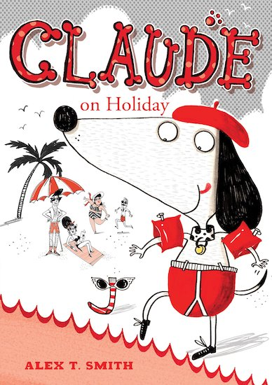 Image result for claude on holiday