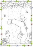 Hugless Douglas Colouring Sheets (3 pages)