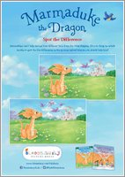 Marmaduke the Dragon - Spot the Difference