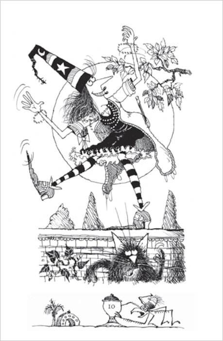 winnie the witch coloring pages - photo#30