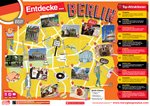 German Poster: Explore Berlin!