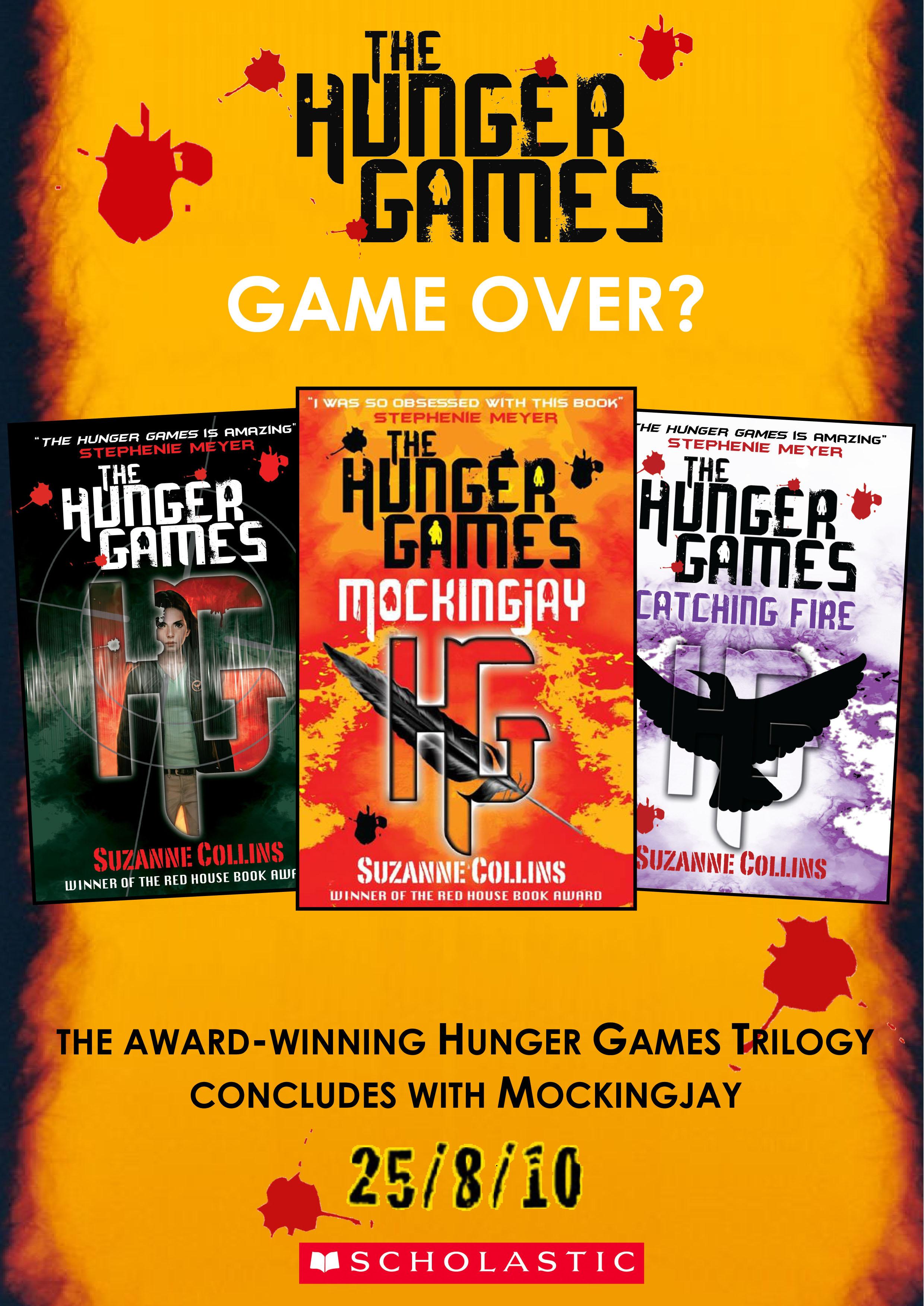 hunger games book 3 mockingjay pdf free download