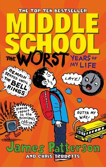 Middle School Book Cover : Middle school the worst years of my life scholastic