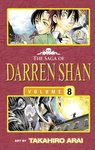 The Saga of Darren Shan Graphic Novel: Volume 8 - Allies of the Night