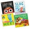 Best Laugh Out Loud Picture Books Shortlist Pack x 4