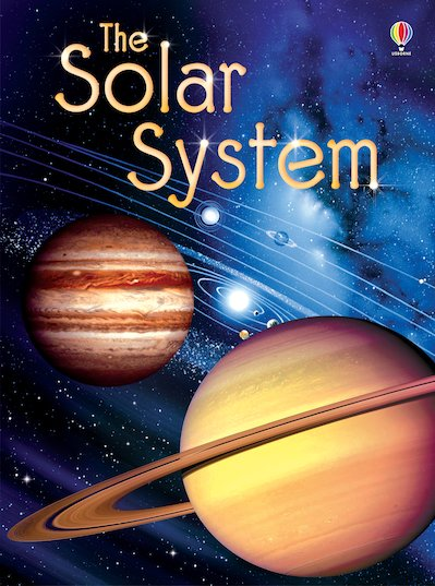 what makes our solar system - photo #29