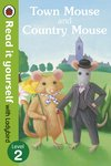 Ladybird Read It Yourself: Town Mouse and Country Mouse