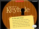 Through the keyhole: The pet shop
