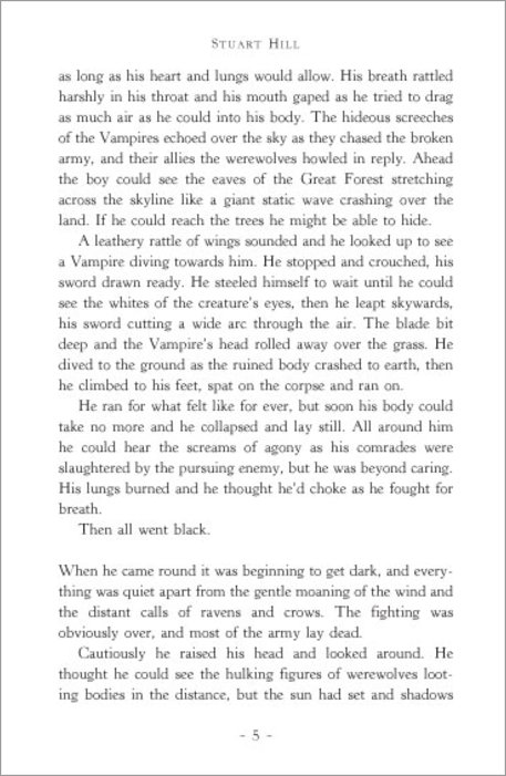 the cry of the icemark book review