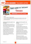 Take Away my Takeaway: Texas - Resource Sheets (5 pages)