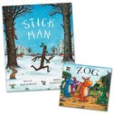 Stick Man with FREE Zog Mini Edition