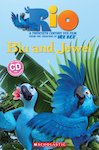Rio: Blu and Jewel (Book and CD)