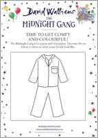 The Midnight Gang - Comfy and Colourful