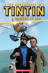 The Adventures of Tintin: Danger at Sea (Book and CD)
