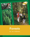 Forests PM Plus Non Fiction Level 22&23 Our Environment Gold