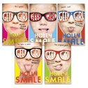 Geek Girl Pack x 5
