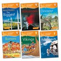 Kingfisher Readers Level 3 Pack x 6