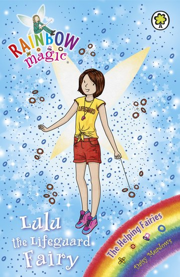 rainbow magic helping fairies 156 lulu the lifeguard fairy scholastic kids 39 club. Black Bedroom Furniture Sets. Home Design Ideas