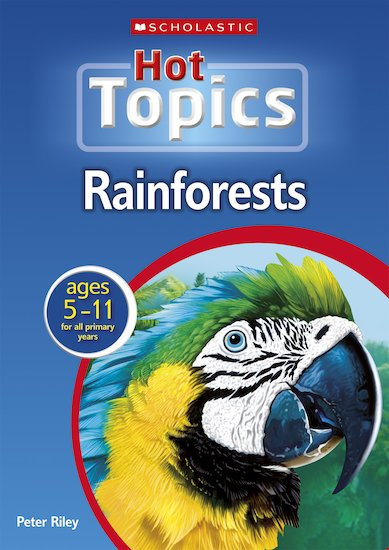 Rainforests CD-ROM  (Teacher Resource)