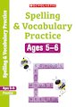 Spelling and Vocabulary Workbook (Year 1)